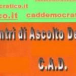 CENTRI ASCOLTO DEMOCRATICO